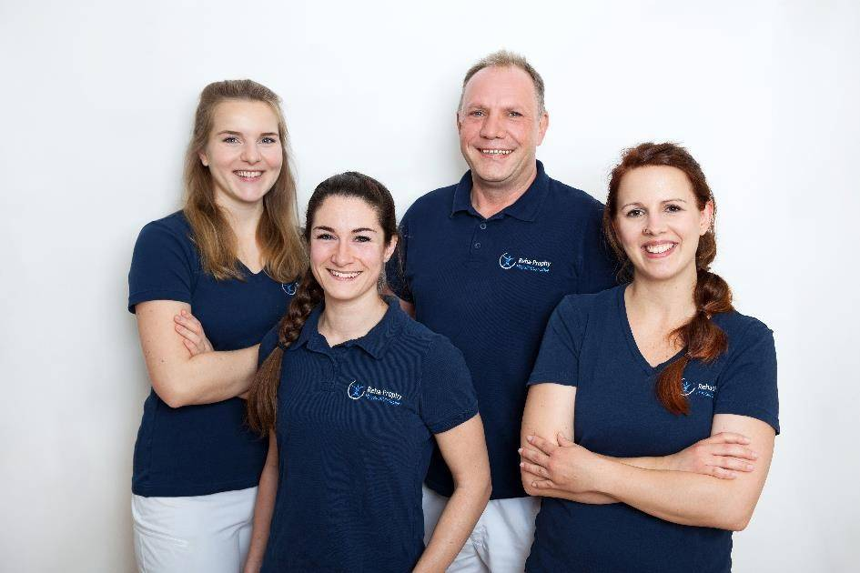 Physiotherapie Lüneburg Reha-Prophy Team